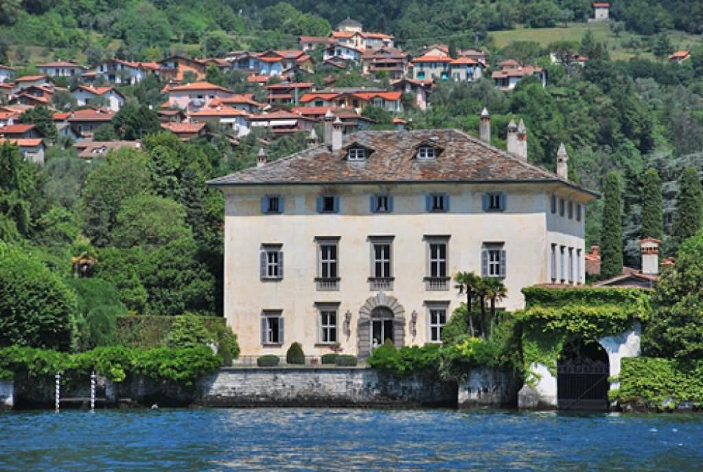 Villa a bellagio sul lago di Como Nessi & Majocchi